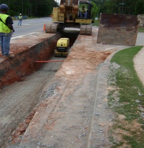 Cedarcrest Road Water Main Replacement