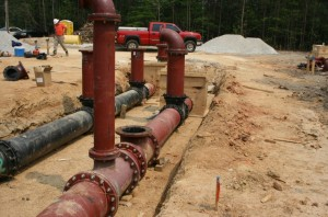 Mulberry Rock Road Water Main and Union Pump Station