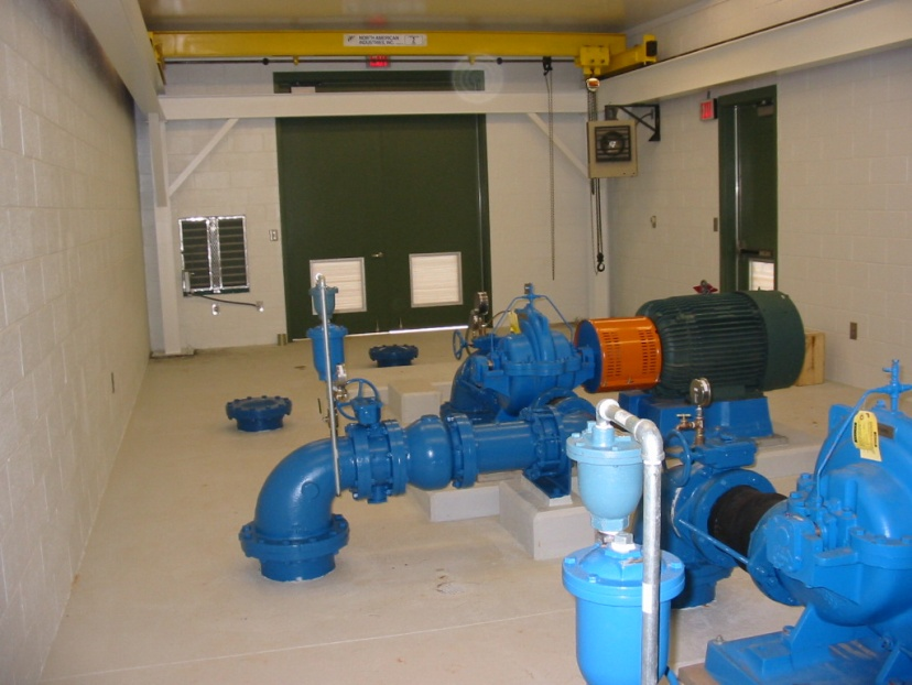 Image Gallery Pump Station